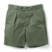 ENGINEERED GARMENTS / エンジニアドガーメンツ | Sunset Short - High Count Twill - Olive