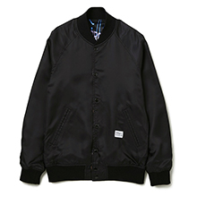 BEDWIN / ベドウィン | AWARD JACKET 「JERRY」 - Black