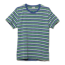 NAISSANCE / ネサーンス | STRIPED T-SHIRT - Green
