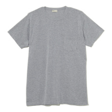 NAISSANCE / ネサーンス | KNIT T-SHIRT - Gray