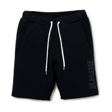 BEDWIN / ベドウィン | SHORT SWEAT PANTS 「CRAIG」 - Black