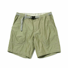 and wander / アンドワンダー | dry typewriter short pants - Khaki