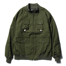 【Point 10% 5/26まで】....... RESEARCH | Game Pocket Drizzler - Khaki