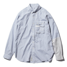 ....... RESEARCH || G.P.3 - Small gingham - Gray