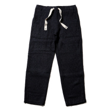 ....... RESEARCH | Easy Pants - Navy × Black