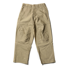 ....... RESEARCH | Big Knee Chino - Beige