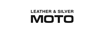 LEATHER & SILVER MOTO / モト