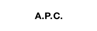 A.P.C. / アーペーセー - キャップ・ハット