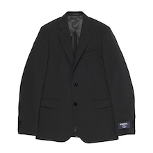 Mr.GENTLEMAN / ミスタージェントルマン | BASIC SUIT JACKET - Black