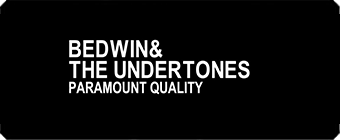 BEDWIN & THE UNDERTONES(ベドウィン)