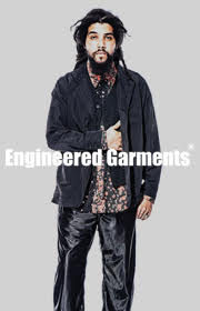 ENGINEERED GARMENTS 2018SS